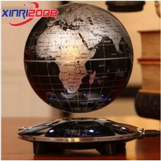NEW  Educational Magnetic Levitation Floating 6 inch Globe Map GIFT   391187134023