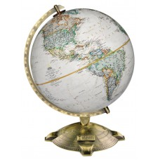 National Geographic Allanson 12 Inch Desktop World Globe   142025347656