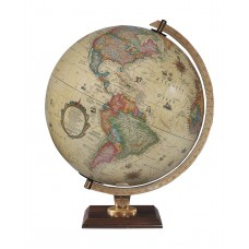 Replogle Carlyle Illuminated Desktop Globe - 12 Inch   142025342119