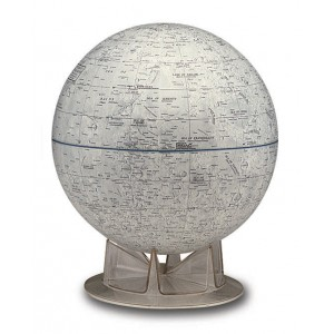 Replogle Moon Offical NASA 12 Inch Desktop Globe   162104191084
