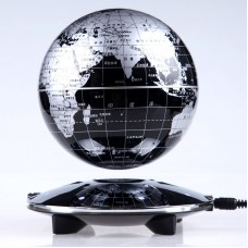 Rotating Levitation Magnetic Rotating Globe World Map Office Home Decor Gift   253253571823