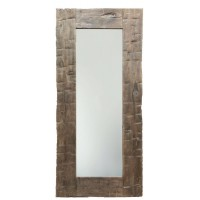 "40"" w Charles Mirror glass unique design hand crafted spectacular quality   332091462251"