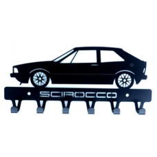 VW Scirocco MK 1 Key holder Hanger Wall rack Retro car Volkswagen handmade   262735177288