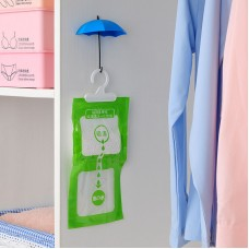 Colorful Umbrella Wall Hook Key Hair Pin Holder Organizer Decorative Organizer   382230721355