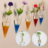 Hanging Glass Flower Planter Vase Terrarium Container Home Ball Decor   253344178323