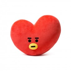 "BT21 Character TATA Face Cushion 30cm 11.8"" by BTS x LINE FRIENDS   323396003060"
