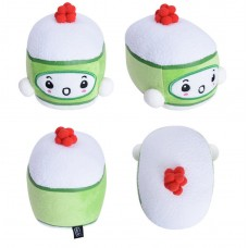 "Sushi Japanese Food Cucumber 6"" Mini Soft Cushion Stuffed Pillow Cute Decor Toy 8809304441906  372402226348"