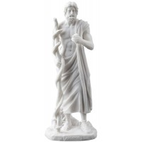 Asclepius - Greek God Of Medicine Statue Figurine Physician Medical Doctor Gift   192560539138